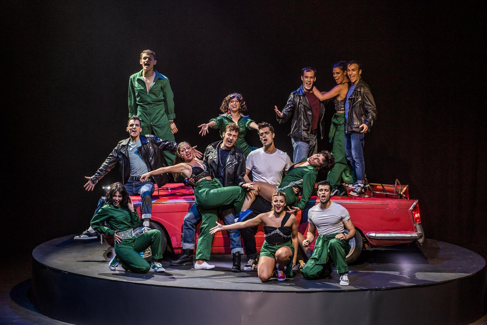 Ana Paula Rocha - Teatro - Grease - Setembro 2018 - 005