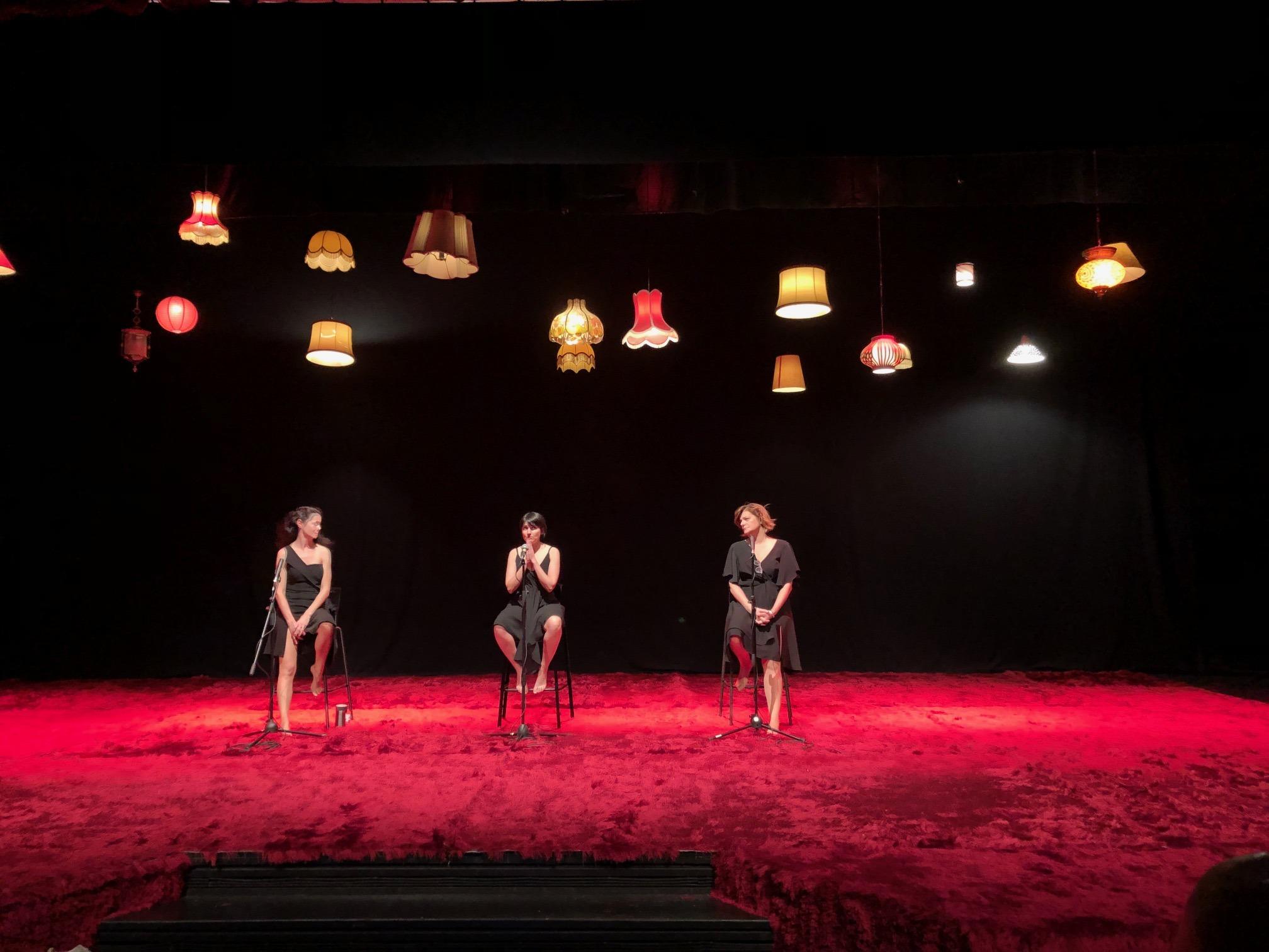 Ana Paula Rocha - Teatro - Monólogos da Vagina – Março 2019 - 002