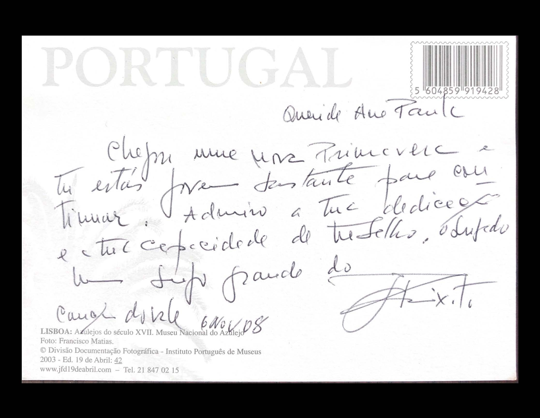 Ana Paula Rocha - Testemunhos - 003