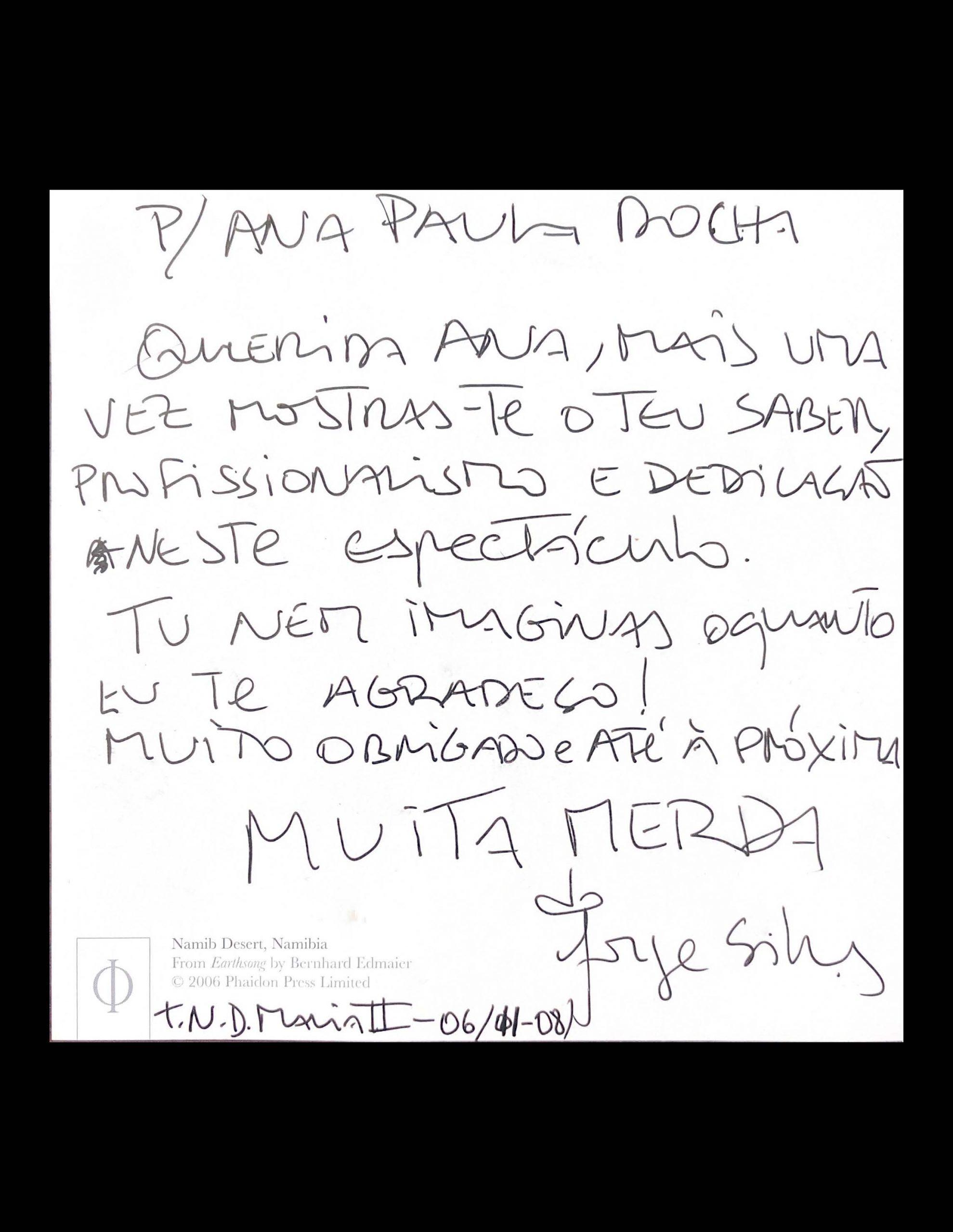 Ana Paula Rocha - Testemunhos - 006