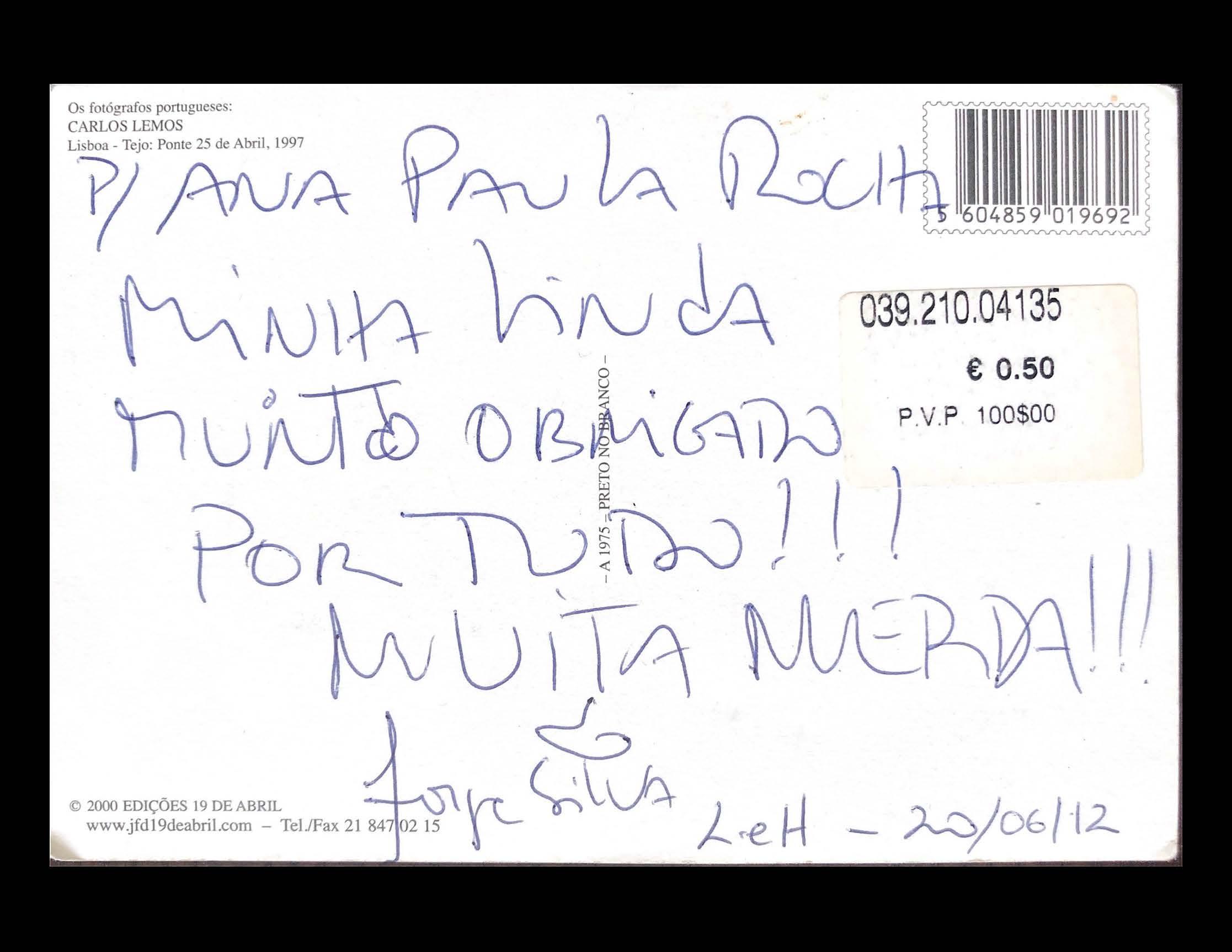 Ana Paula Rocha - Testemunhos - 008