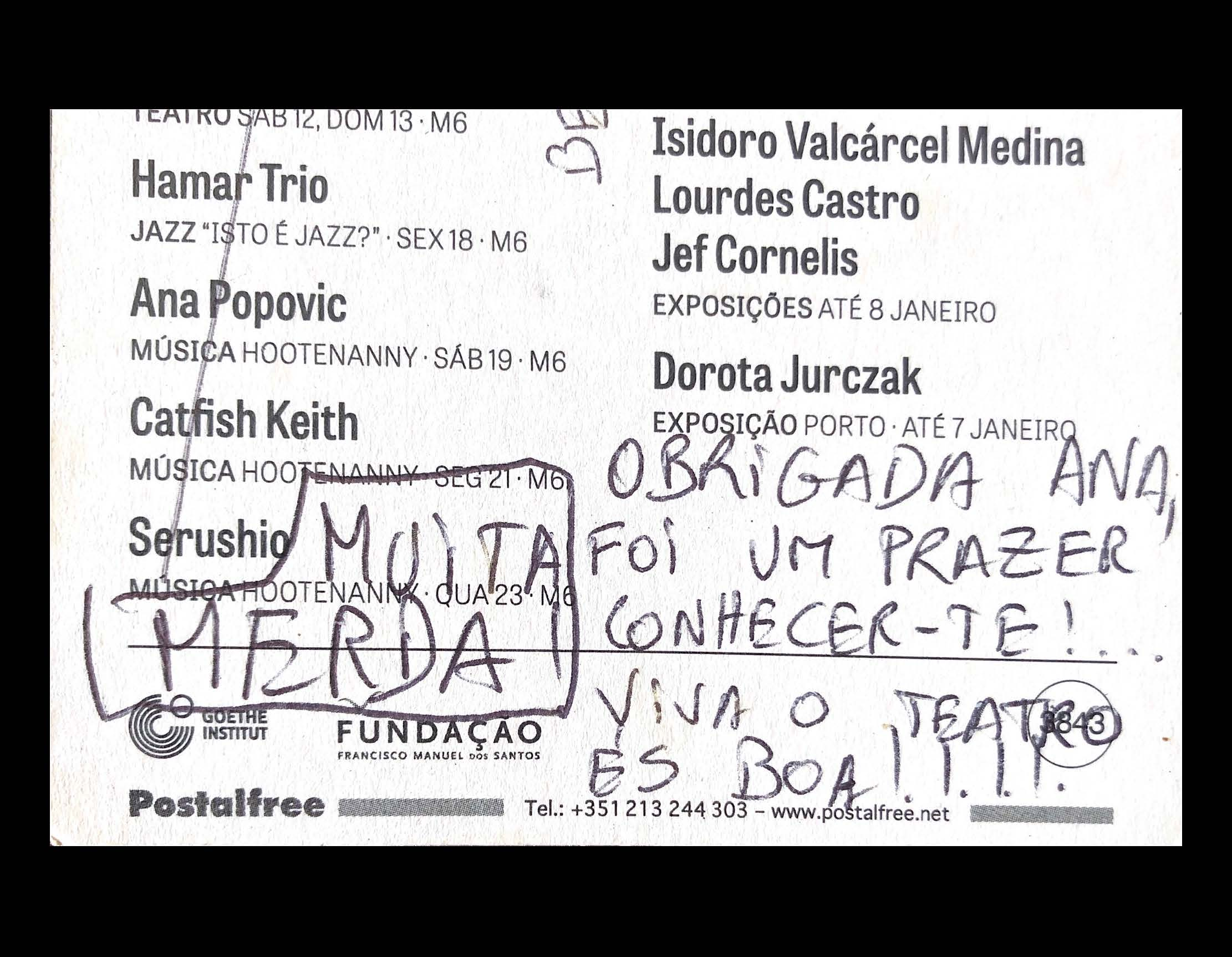 Ana Paula Rocha - Testemunhos - 011