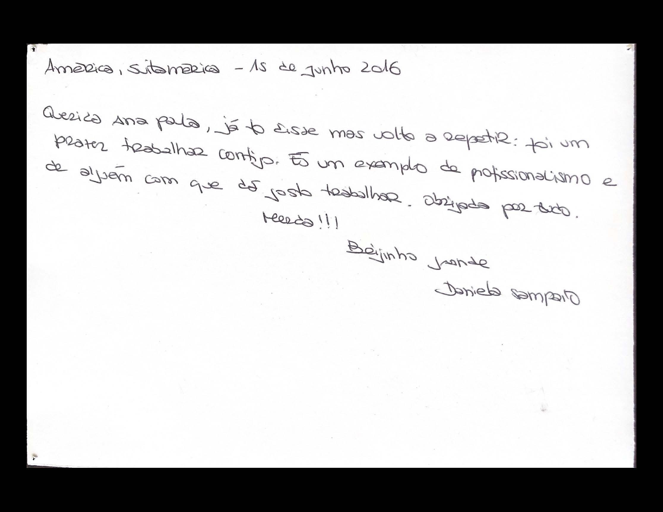 Ana Paula Rocha - Testemunhos - 014