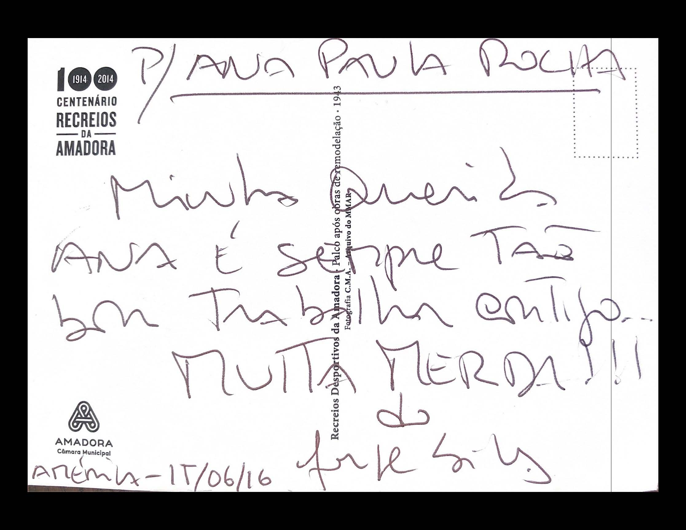 Ana Paula Rocha - Testemunhos - 016