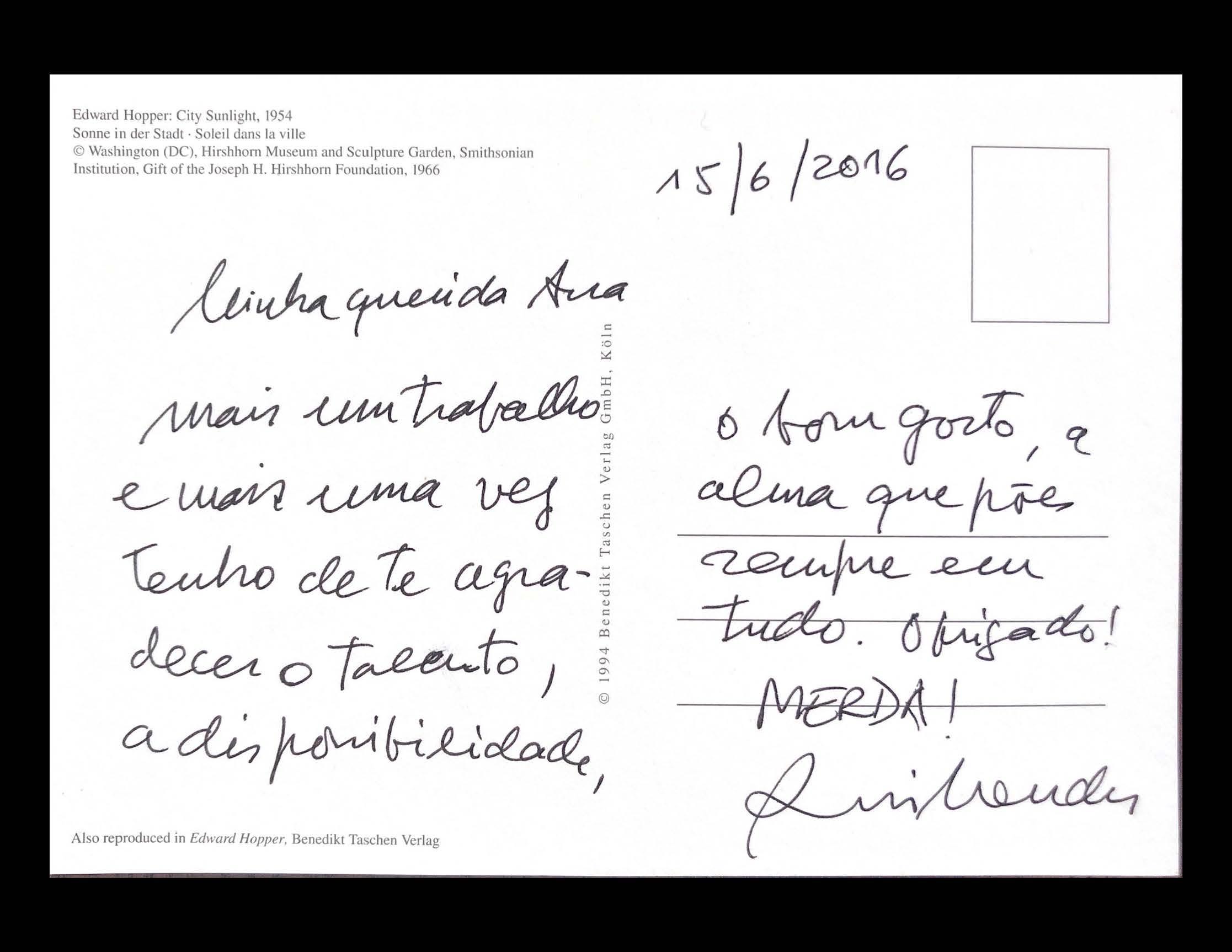 Ana Paula Rocha - Testemunhos - 018