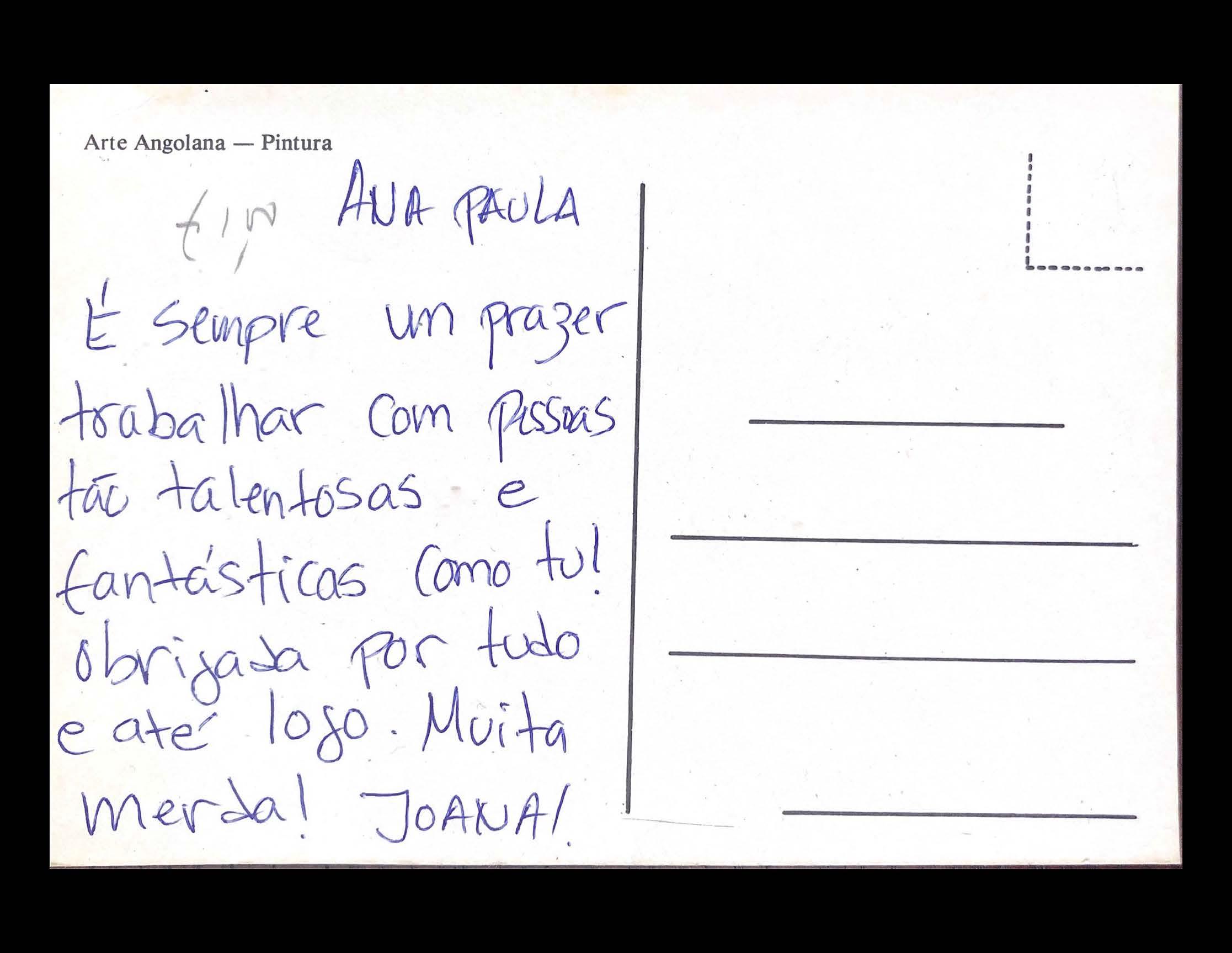 Ana Paula Rocha - Testemunhos - 020