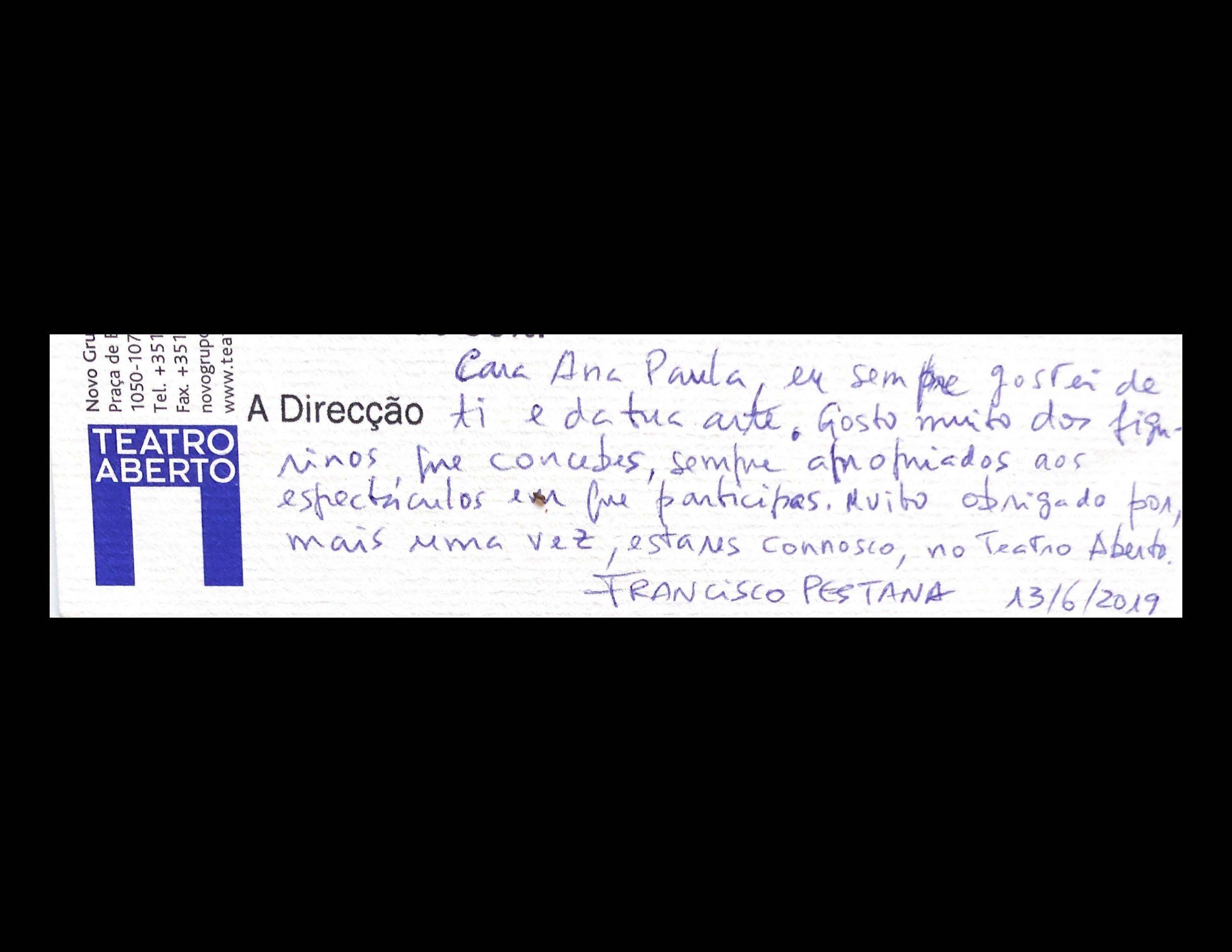 Ana Paula Rocha - Testemunhos - 023