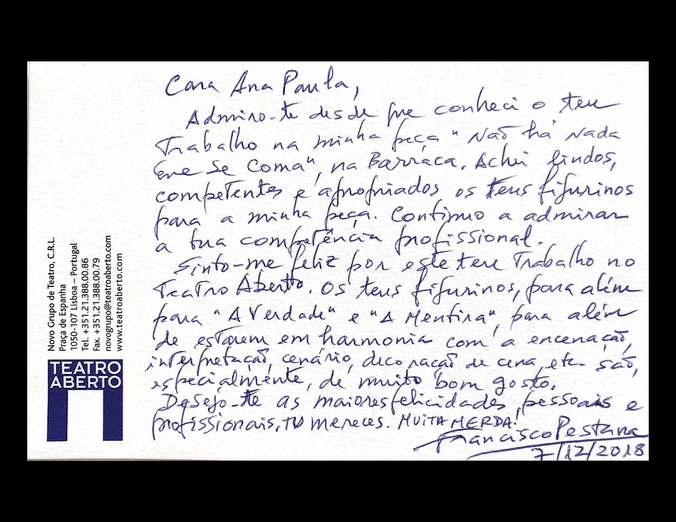 Ana Paula Rocha - Testemunhos - 025